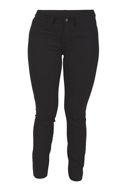 Jonny Q Jeans Daniela Soft Bistretch Q4355, Black