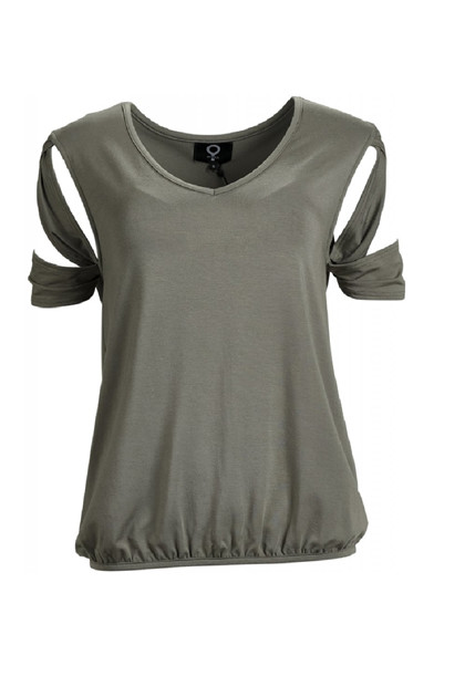My Soul t-shirt Bamboo 0701, Army