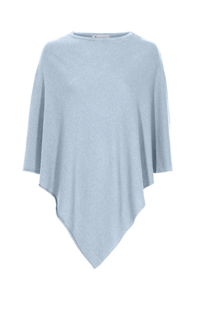 Tif Tiffy PULSE Poncho, Ballad Blue