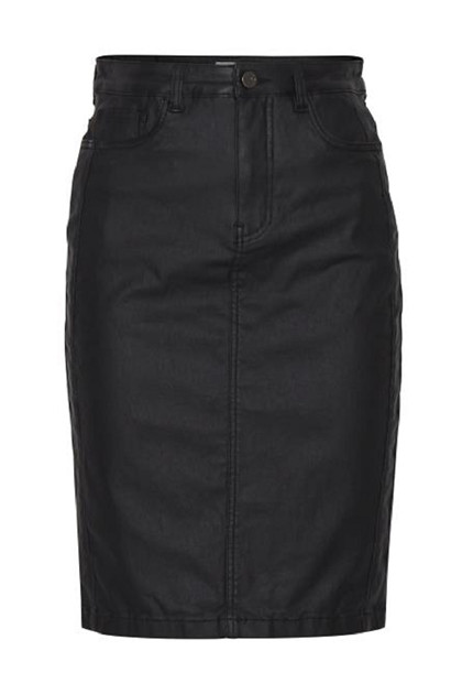 Fransa FRGATALIN 1 Skirt, Black