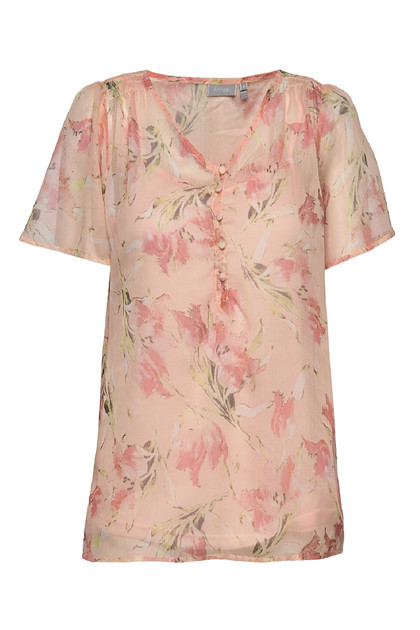 Fransa FRIPCHIFLOW 3 Blouse, English Rose mix