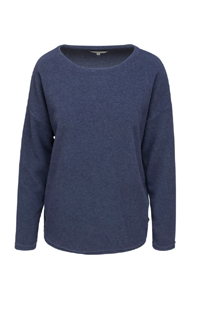 SIGNAL ULLA FLEECE, BLUE INDIGO