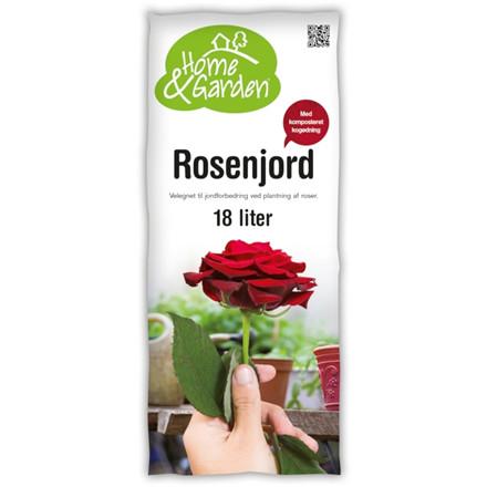 Rosenjord 18 liter