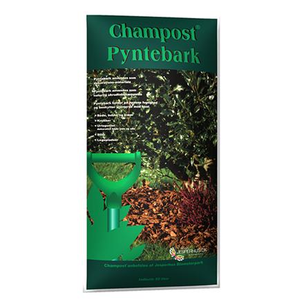 Champost Pyntebark, 50 l. (Pinjebark)