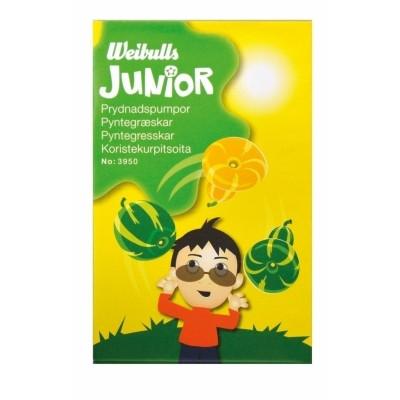 Weibulls Junior - Pyntegræskar (W3950)
