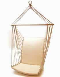 Hængestol Canvas Natur  AA130010