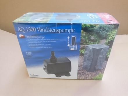 Vandstenspumpe AQ1500  C