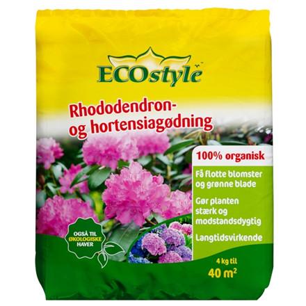 Rhododendron- og hortensiagødning 4 kg
