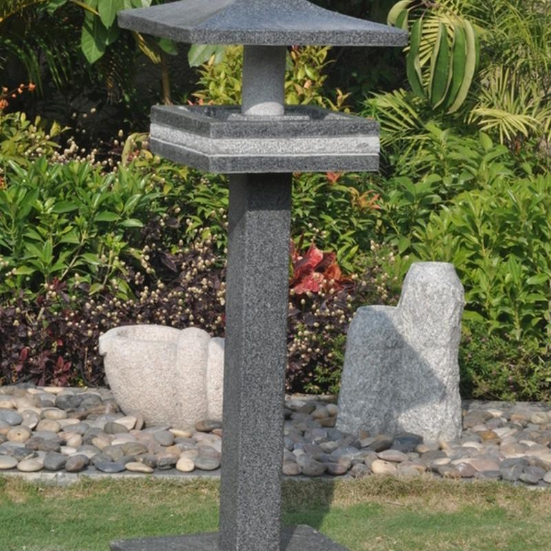 Fuglefoderhus, grå poleret (Gr. 362)