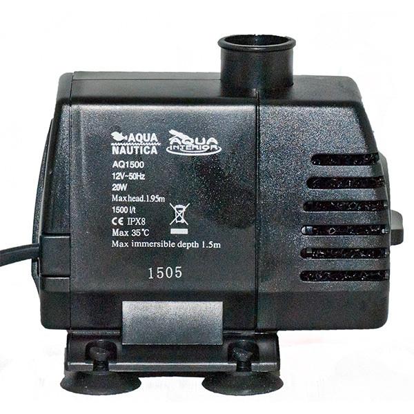 Vandstenspumpe AQ 1500 (C)