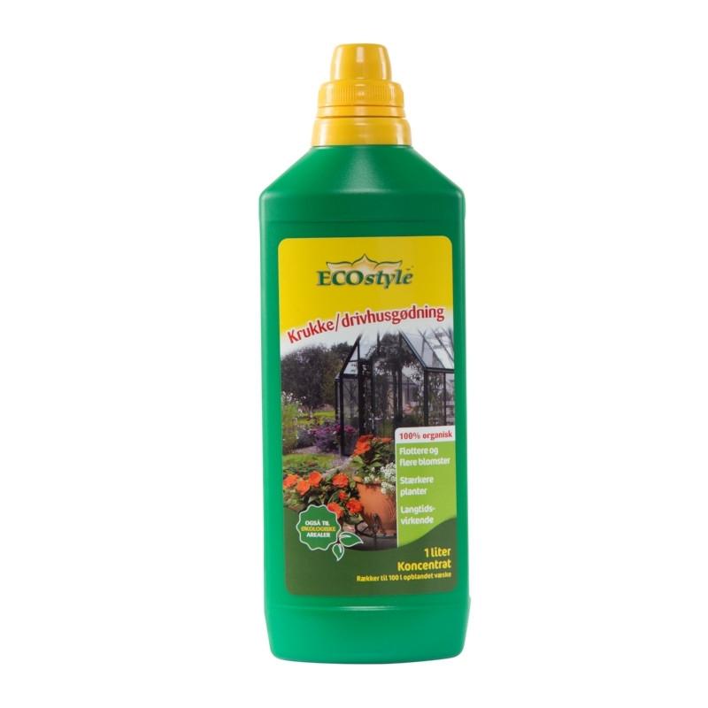 Krukke- & Drivhusgødning 1 liter