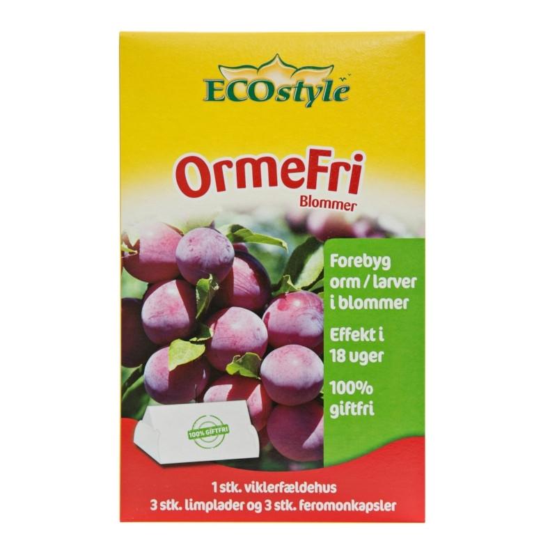 OrmeFri Blommer
