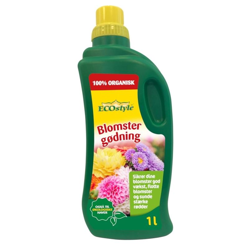 Blomstergødning 1 liter