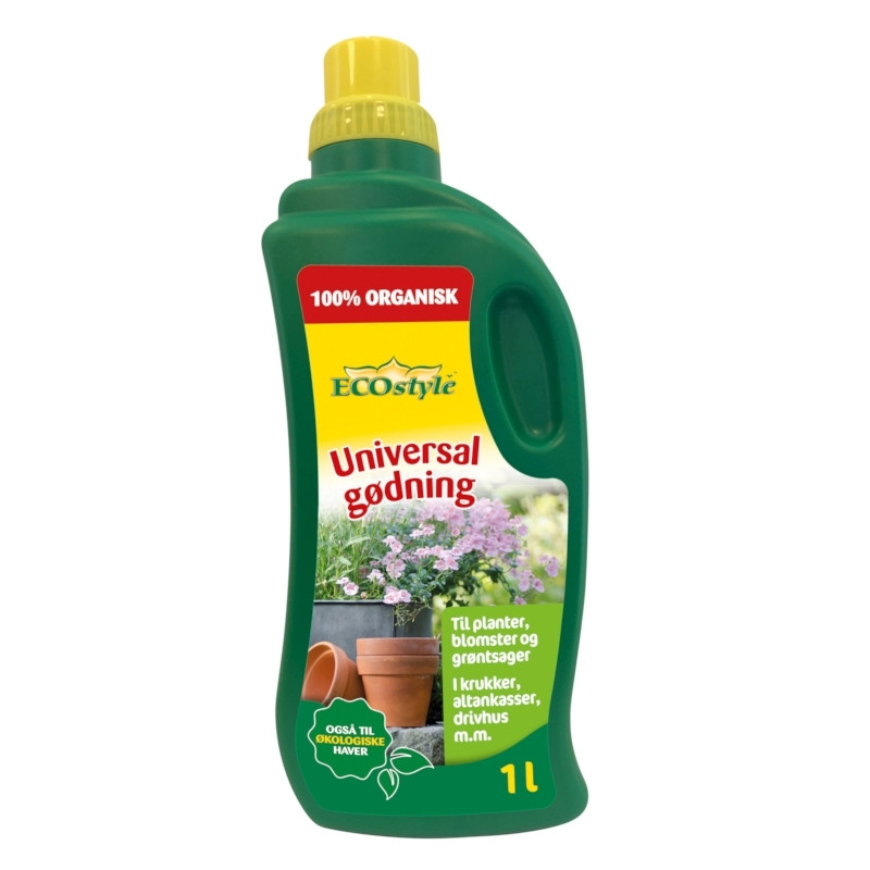 Universalgødning 1 liter