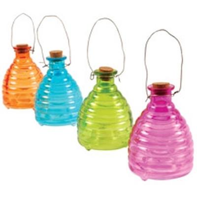 Hvepseglas, lille - ass. farver (EG07/cl:24)