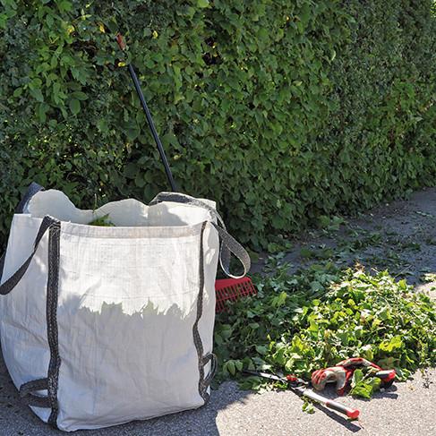 Garden Waste Bak