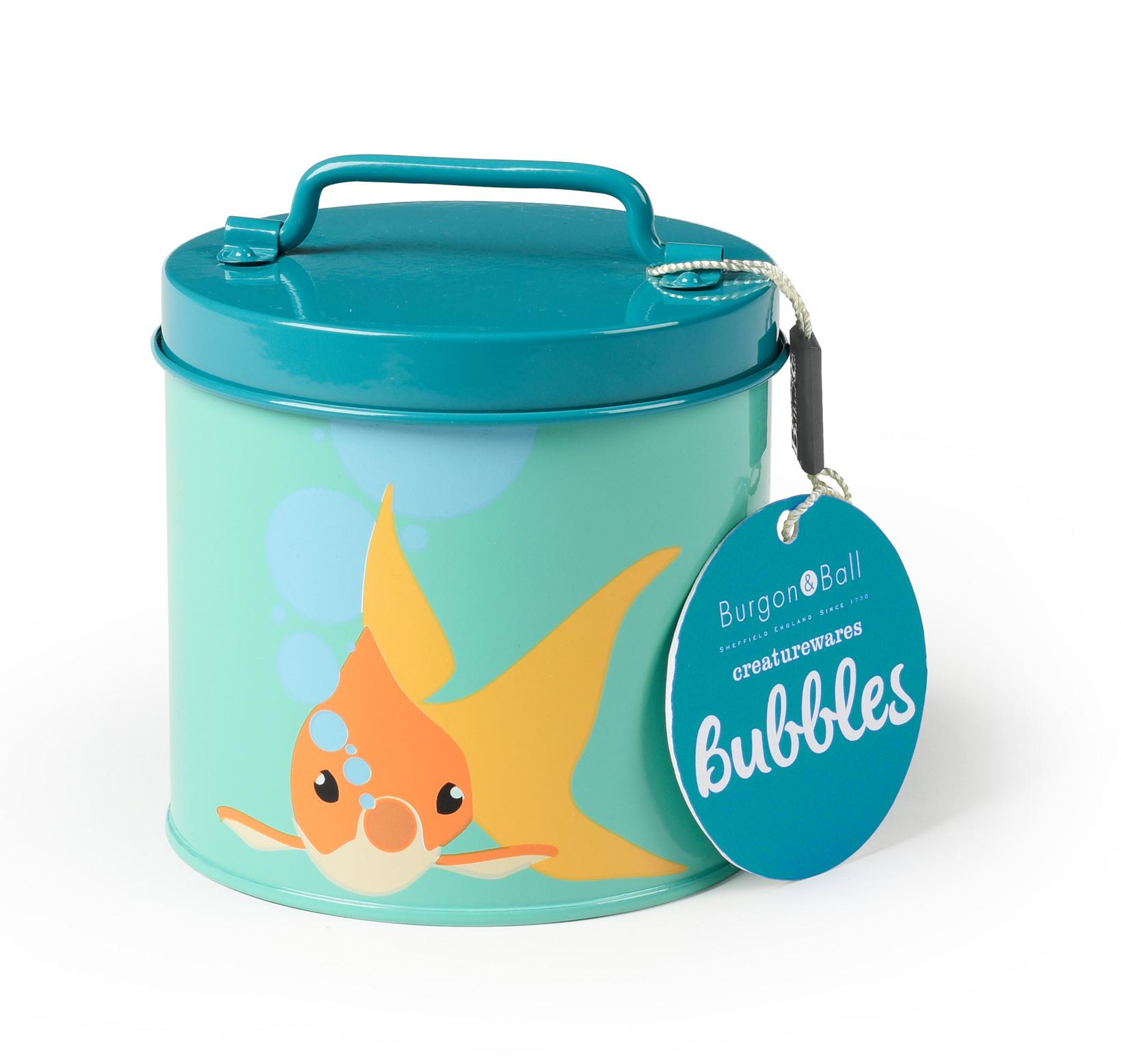 Luksus boks til fiske foder Burgon & Ball UK(GCR/FISH)