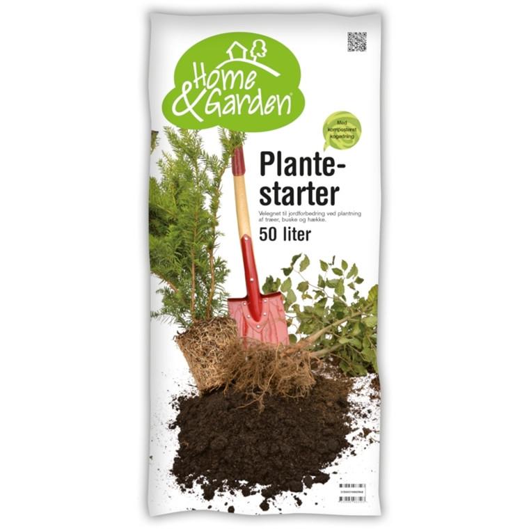 Plantestarter 50 liter