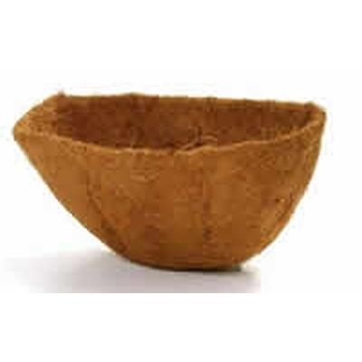 Kokosindsats t/vægampel 35 cm. (G1515372)