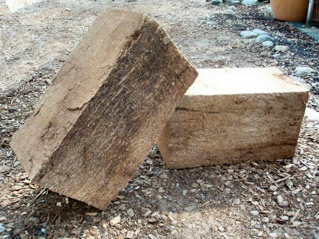Tørve klyner - 60 stk. (hel palle)