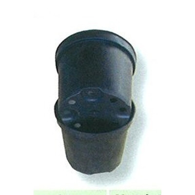 Urtepotter - Planteskolepotter 1 ltr. 108 stk. Sort plast (G1526872)