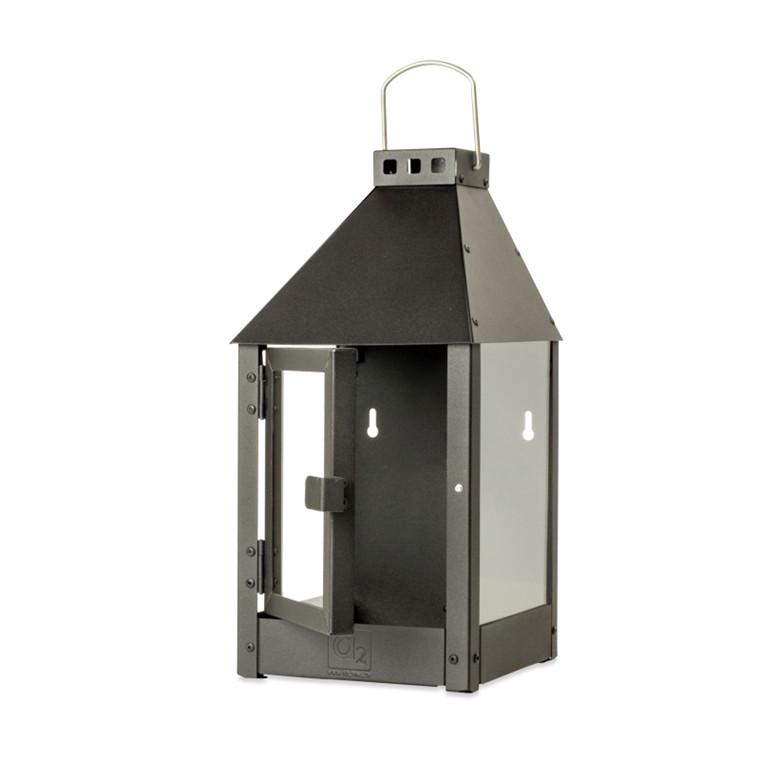 Lanterne WALL MINI/ sort 17 x 17 x 36,5