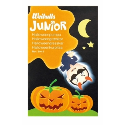 Weibulls Junior - Halloweengræskar (W3945)