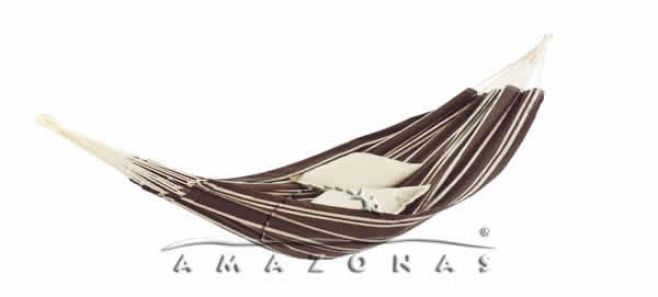 Barbados Mocca hængekøje XL AZ1018260