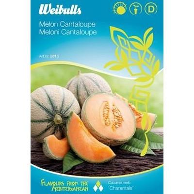 Melon - Cantaloupe- melon  - Frø (W8018)