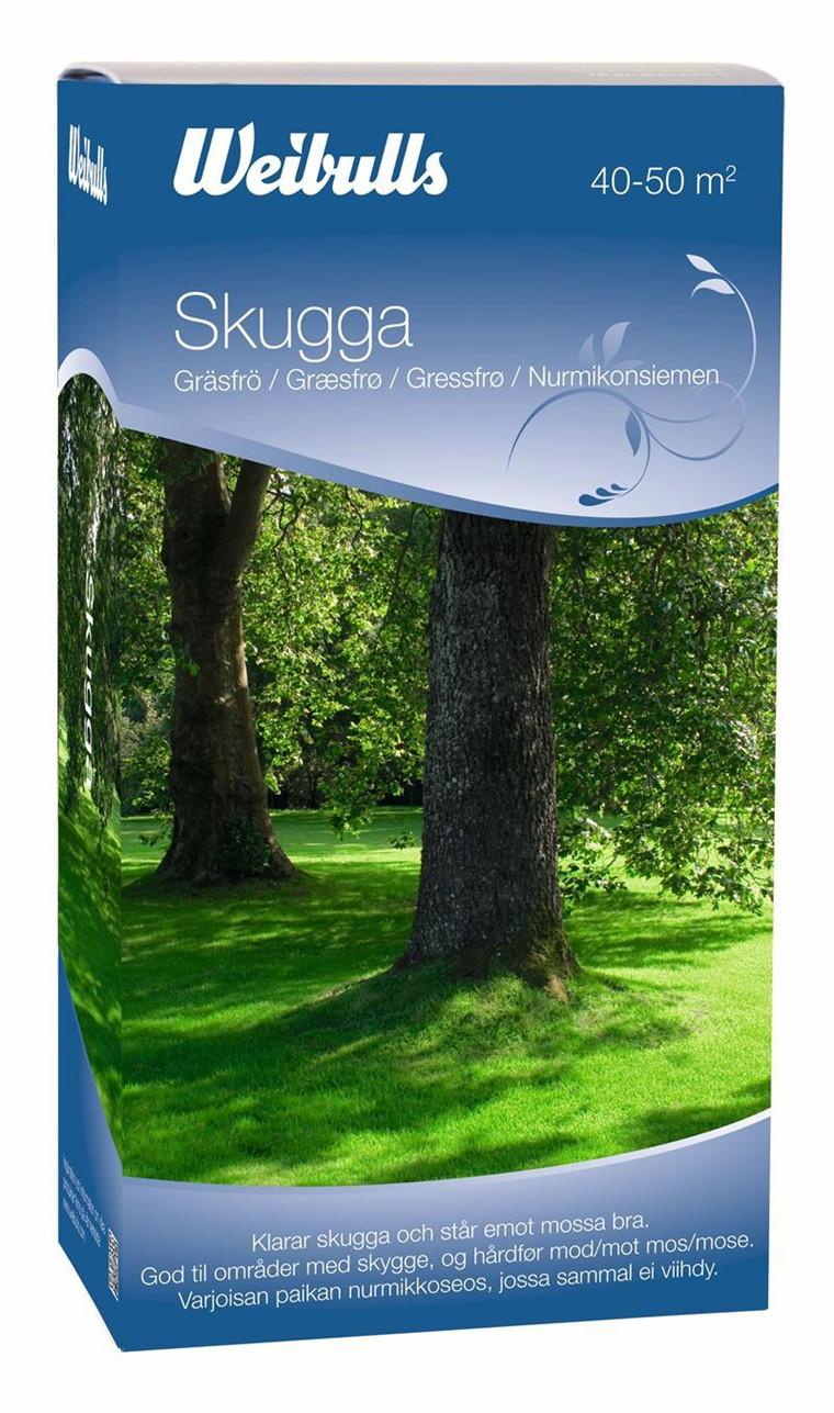 Weibulls Skugga Græsfrø, 1 kg. (W838898)