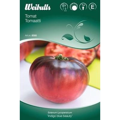 Tomat - Solanum lycopersicum' Indigo Blue Beauty' - Frø (W8580)