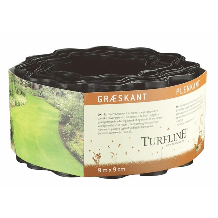 Turfline Græskant 9 cm høj
