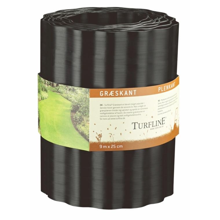Turfline Græskant alm. 25 cm