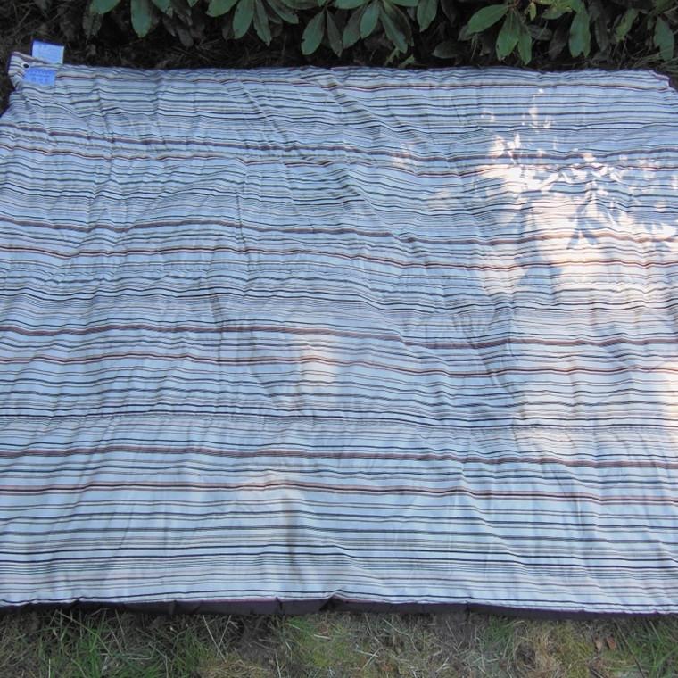 Picnictæppe Molly cacao - tykt og blødt  AZ-5050102