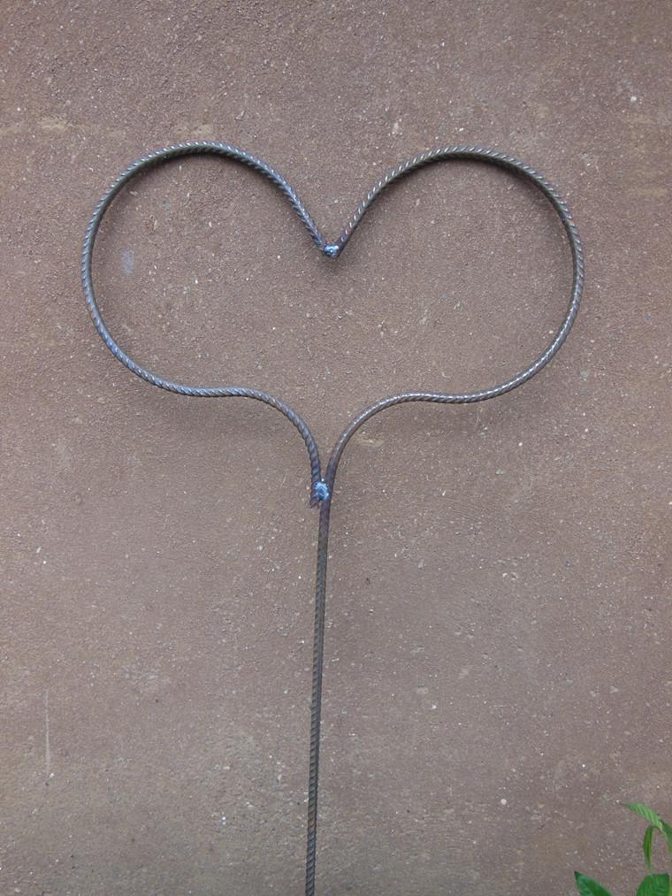 Hjerte H-100 cm udgår