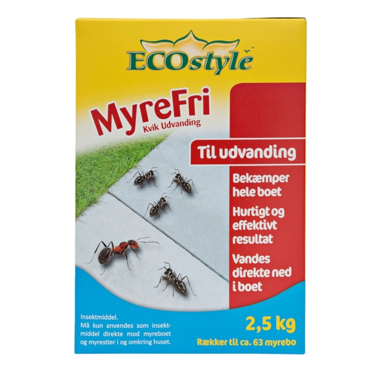 MyreFri Kvik Udvanding 2,5 kg