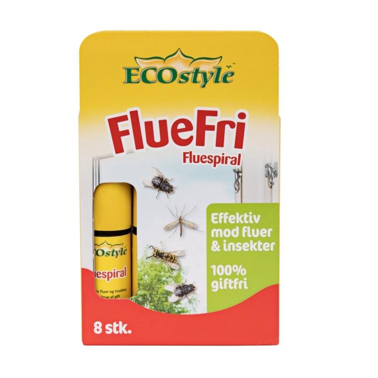 FlueFri Fluespiral