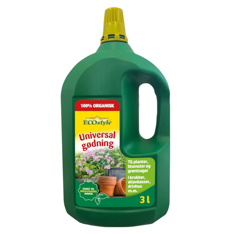 Universalgødning 3 liter