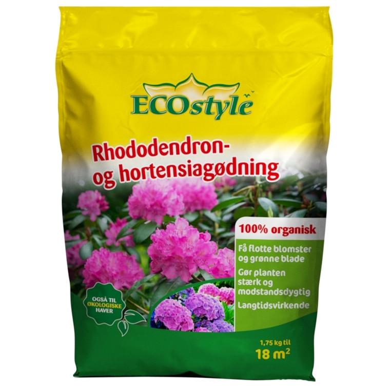 Rhododendron- og hortensiagødning 1,75 kg