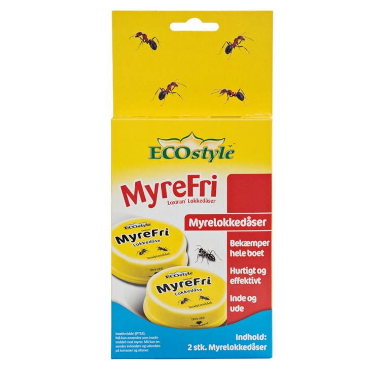 MyreFri Loxiran Lokkedåse  2 stk