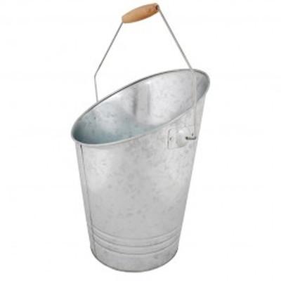 Kulspand i zink Indhold: 9,5 liter