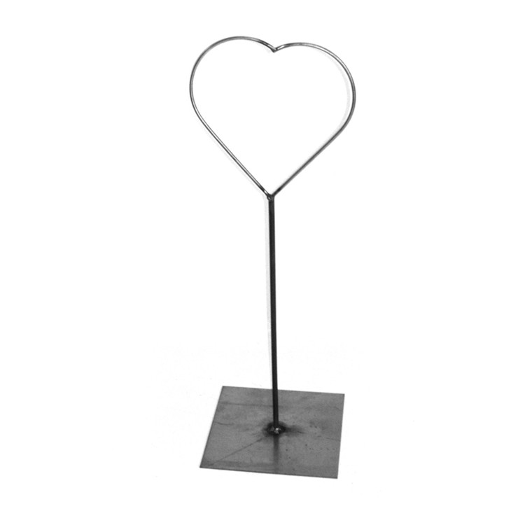 Lille hjerte H-77cm