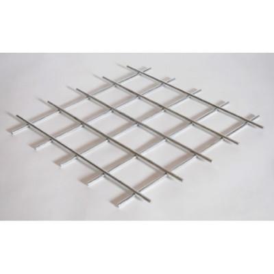 Rist galvaniseret 60x60 cm (Grr 1)