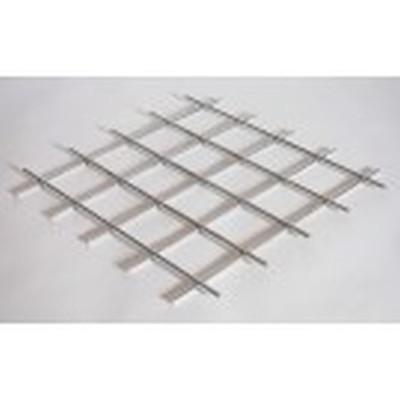 Rist galvaniseret 100x100 cm (Grr 2)
