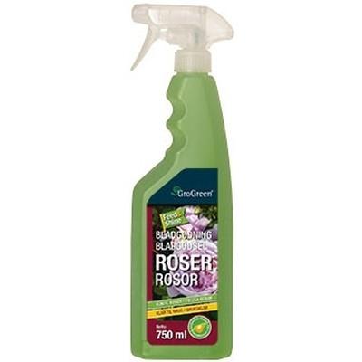 GroGreen Feed & Shine Roser  750 ml. Klar til brug. (OS30650)