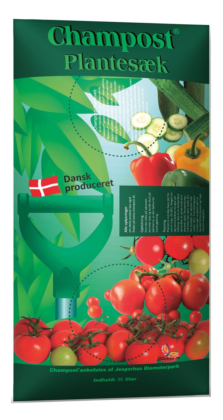 Champost Plantesæk 50 liter