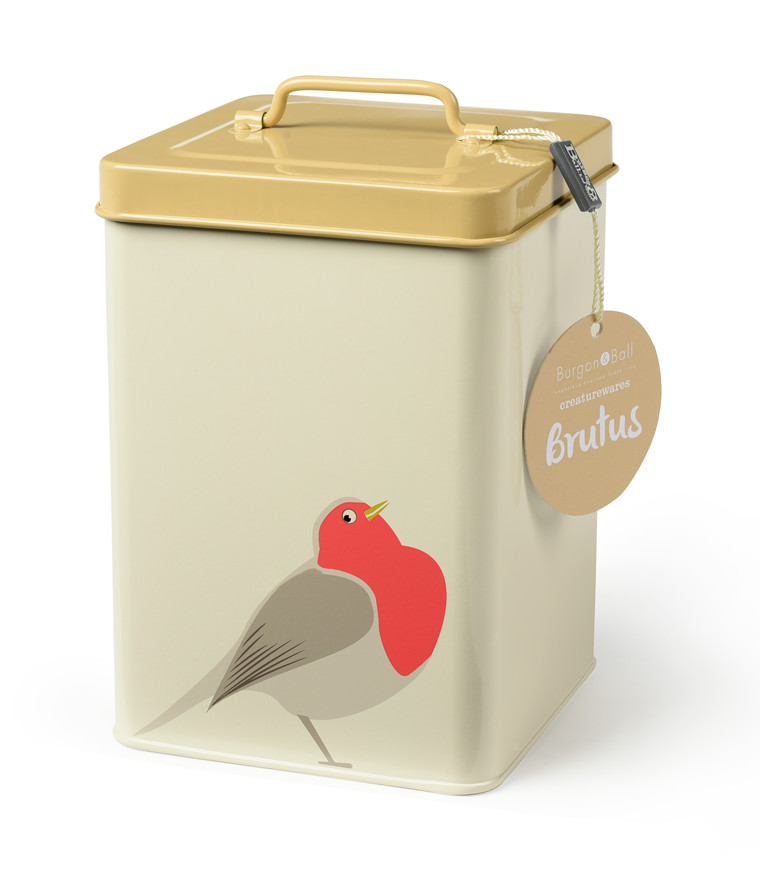 Luksus boks til fugle foder. Burgon & Ball UK (GCR/ROBIN)