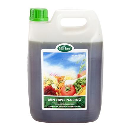 Min have næring 2 1/2 L. NPK 5-1-4