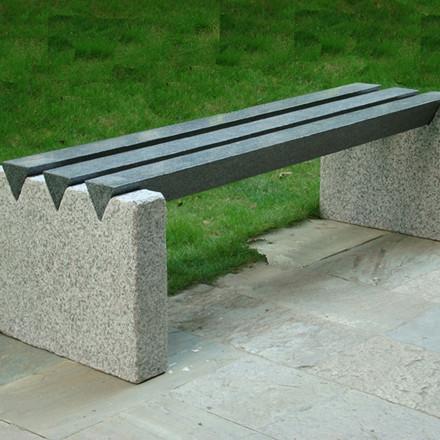 Granit bænk (Gr. 427)