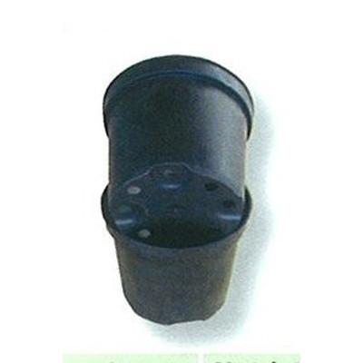 Urtepotter - Planteskolepotter 1 ltr. 10 stk. Sort plast
